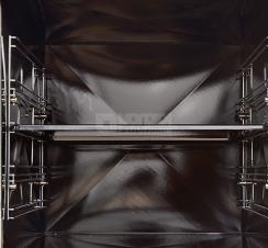 Печь Nordica Rosa XXL черная. Фото 4